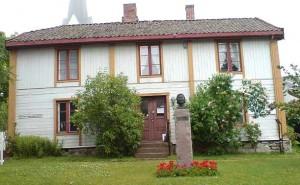 Kirsten Flagstad Museum. Foto: Elisabeth C. Klæbo Reitan