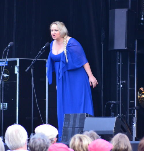 Elisabeth Teige, KFF 15.6.18 Torgkonserten
