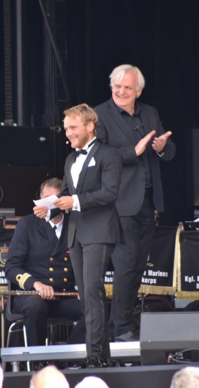 Bernt Ola Volungholen og Bjarte Engeset, Torgkonserten KFF 15.6.18