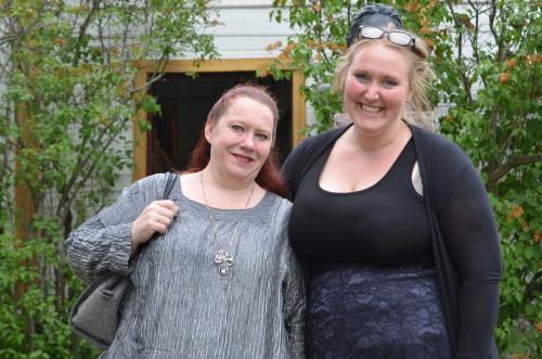 KFF 17.6.18 Gøril Songvoll og Annika Åsen