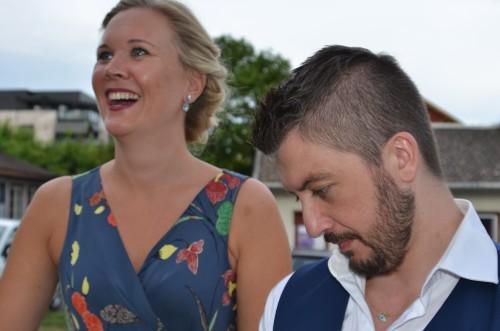 Stina og Stefan